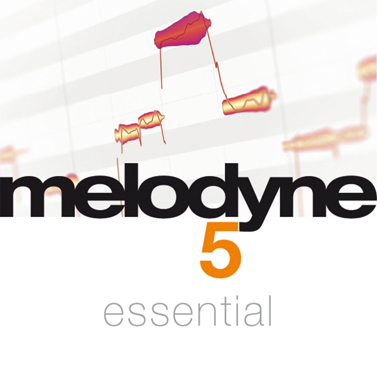 Celemony Melodyne 5 Essential - Digital Download