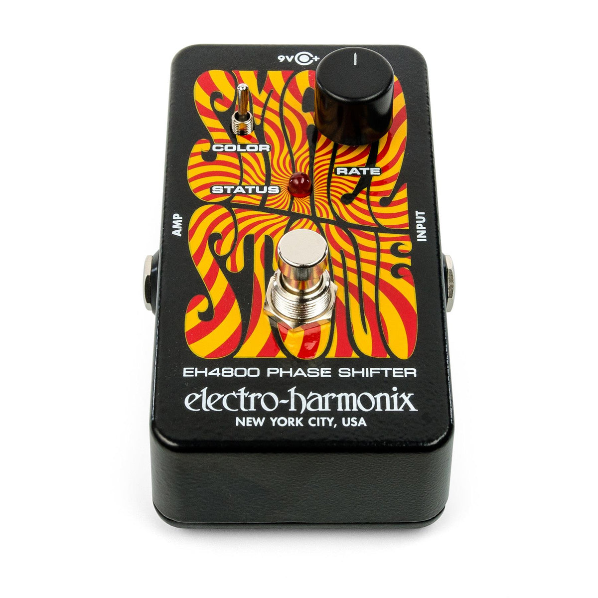 Electro-Harmonix Small Stone Analog Phase Shifter Guitar Effects Pedal
