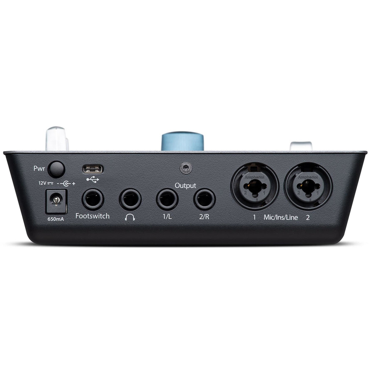 "PreSonus ioStation 24c Interface/Controller Bundle with XLR & 1/4"" TRS Cables"