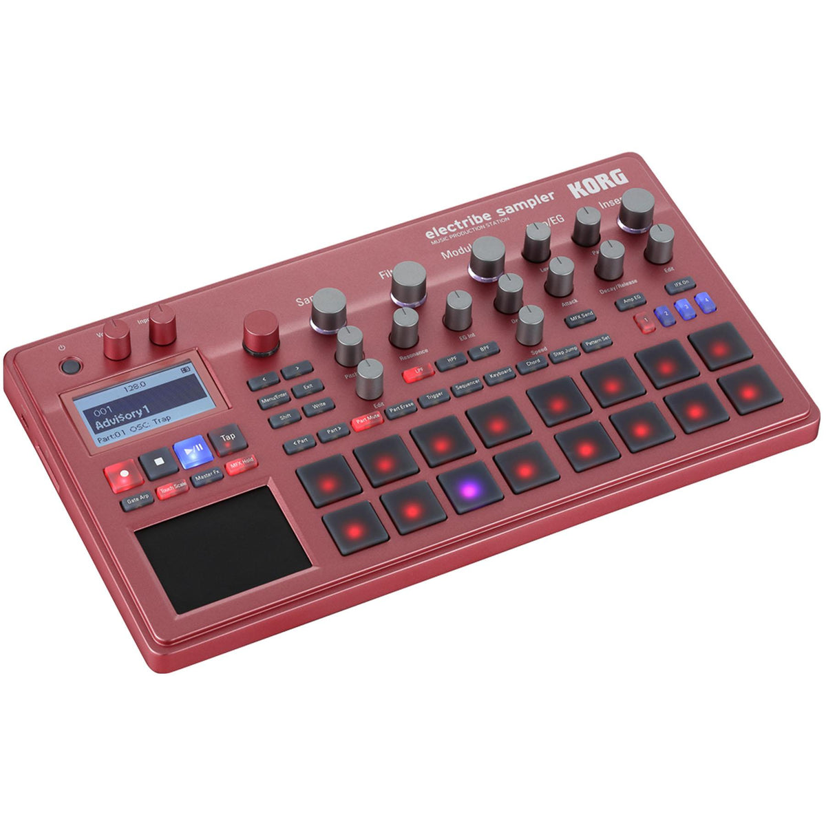 Korg Electribe Sampler ESX Red Music Production Station