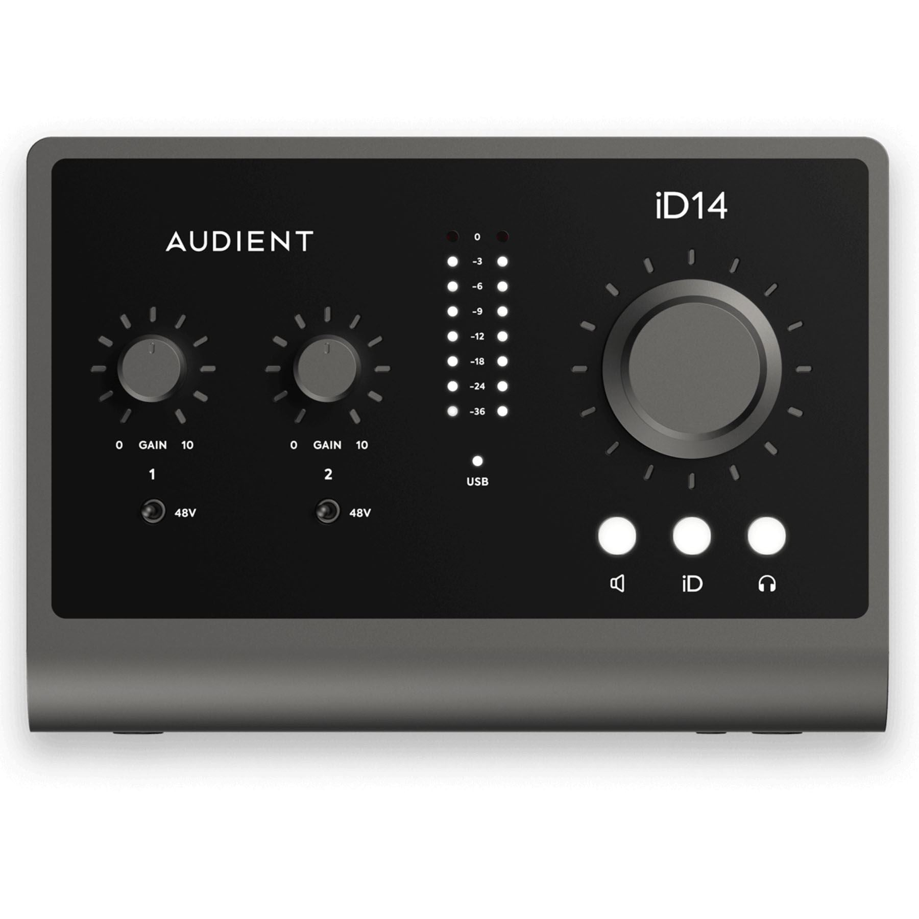 Audient ID14 MKII USB Audio Interface
