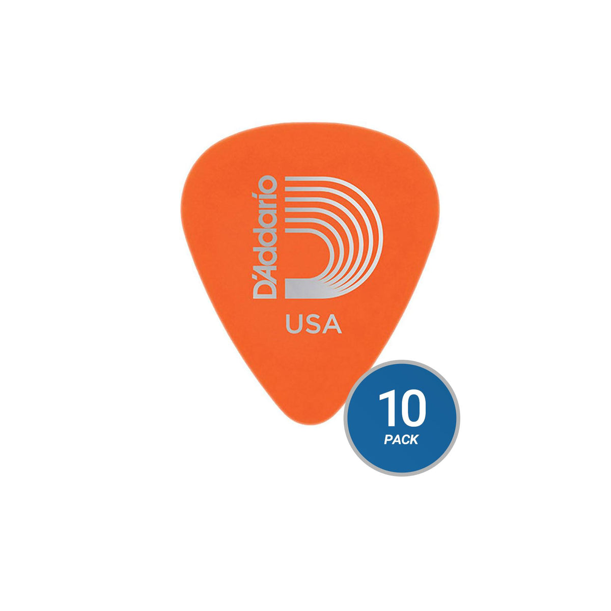 Planet Waves 1DOR2 Duralin Light Guitar Picks - 10-Pack