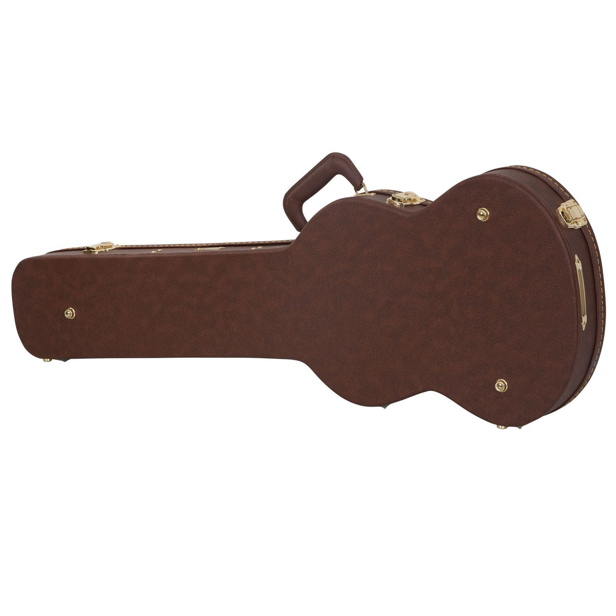 Gator Cases Deluxe Brown Wood Case for Gibson SG Clasic, SG Standard, SG Supreme Electric Guitars
