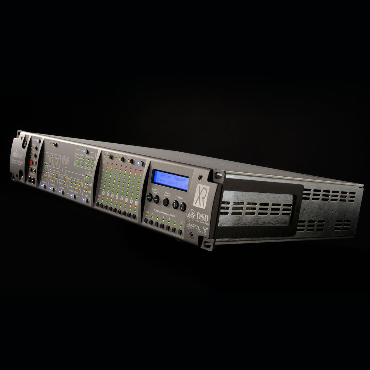 Prism Audio Dream Series ADA-8XR with 16 Channels of DA Conversion and Firewire Digital I/O Card