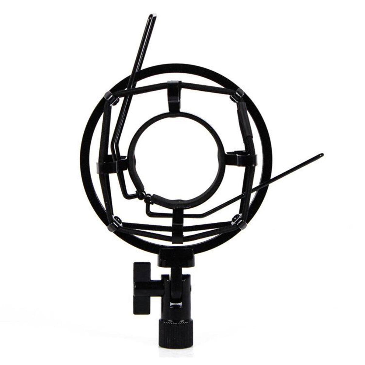 Black Shock Mount for AKG C3000 Microphone