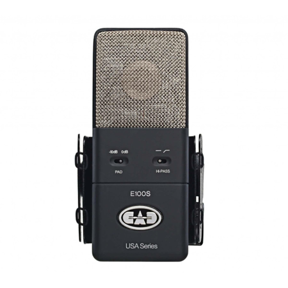 CAD Audio Equitek E100S Condenser Mic with Shock Mount
