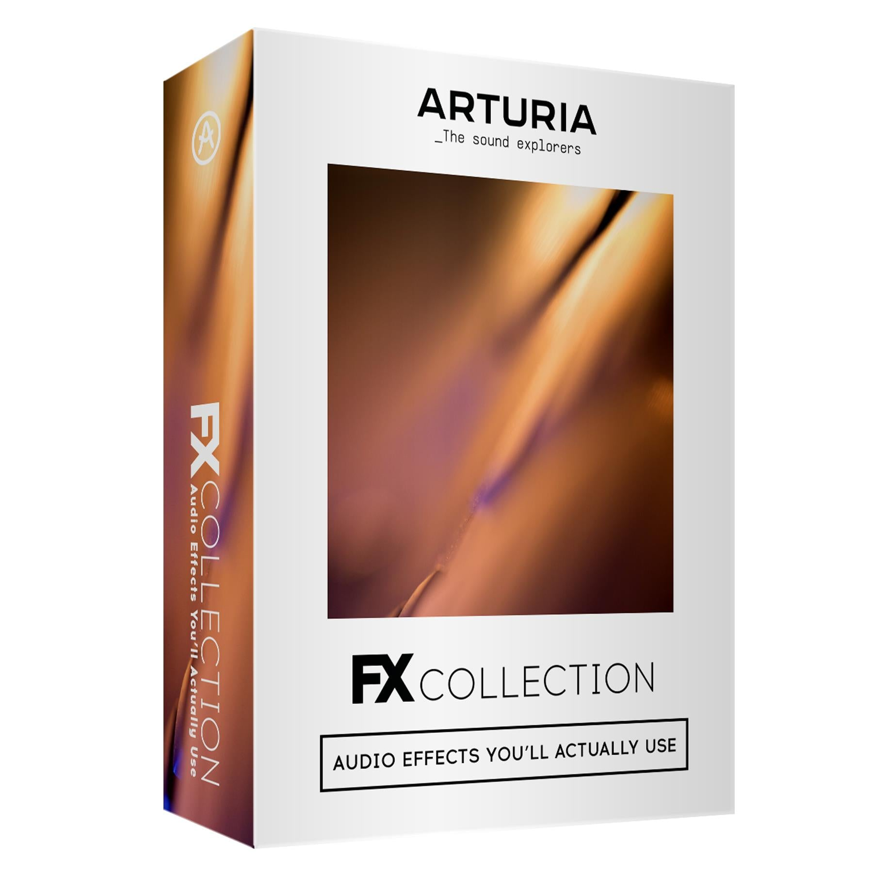 Arturia FX Collection of 15 Audio Effects Plugins You'll Actually Use - Digital Download