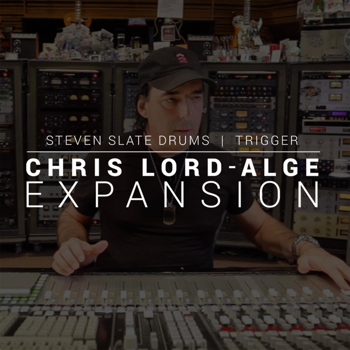 Steven Slate Chris Lord-Alge (CLA) Expansion for SSD (Digital Download)