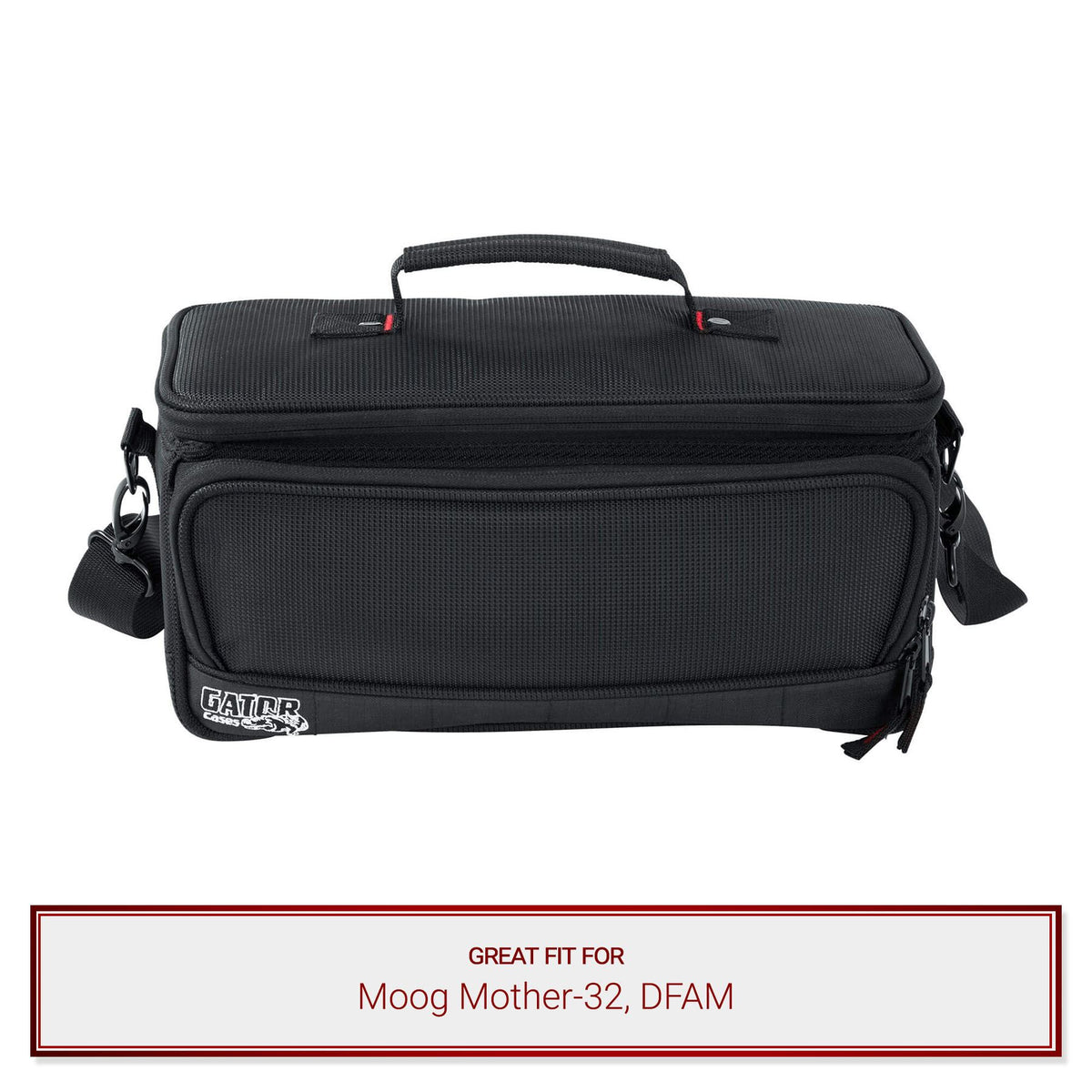 Gator Cases Mixer Case for Moog Mother-32, DFAM Synthesizers