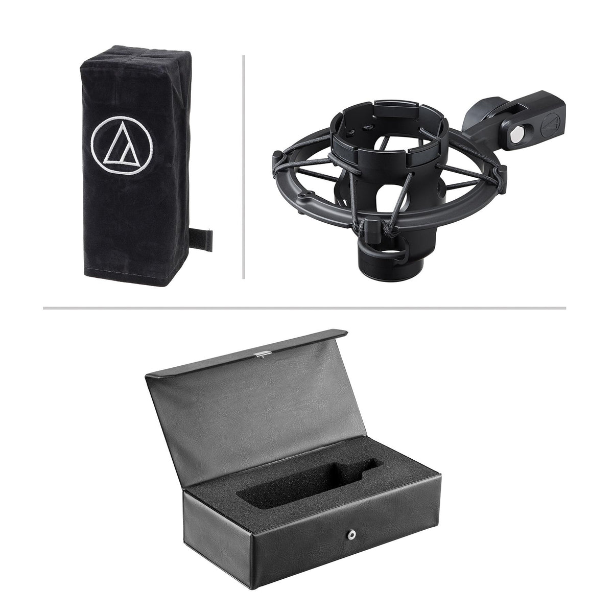 Audio-Technica AT4040 Condenser Microphone with Shockmount