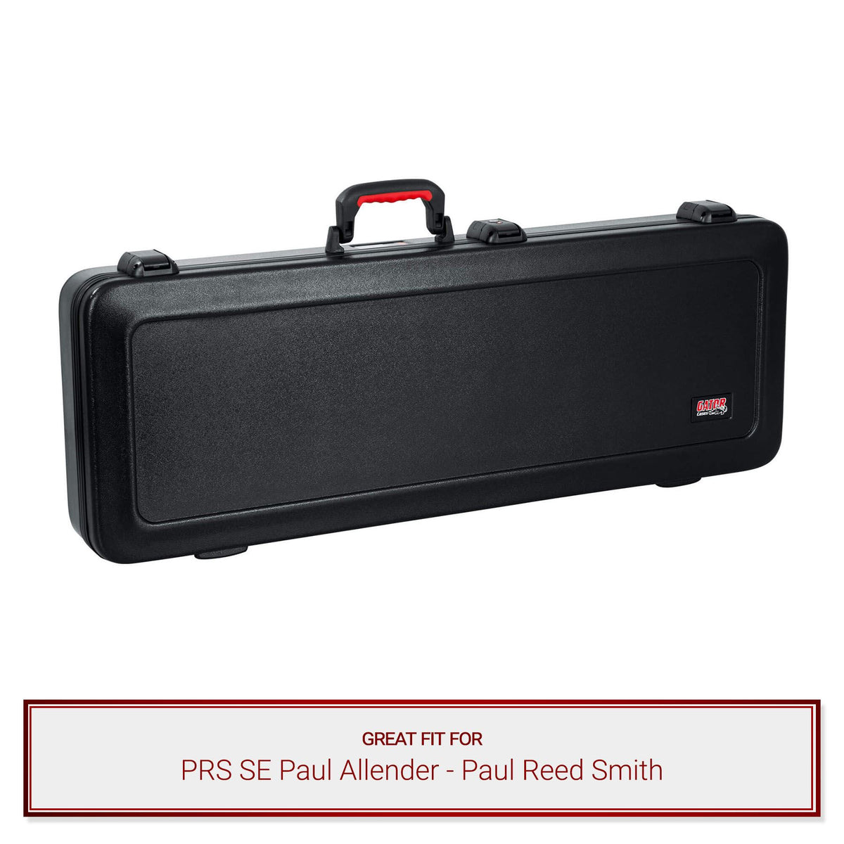 Gator TSA Electric Case fits PRS SE Paul Allender - Paul Reed Smith