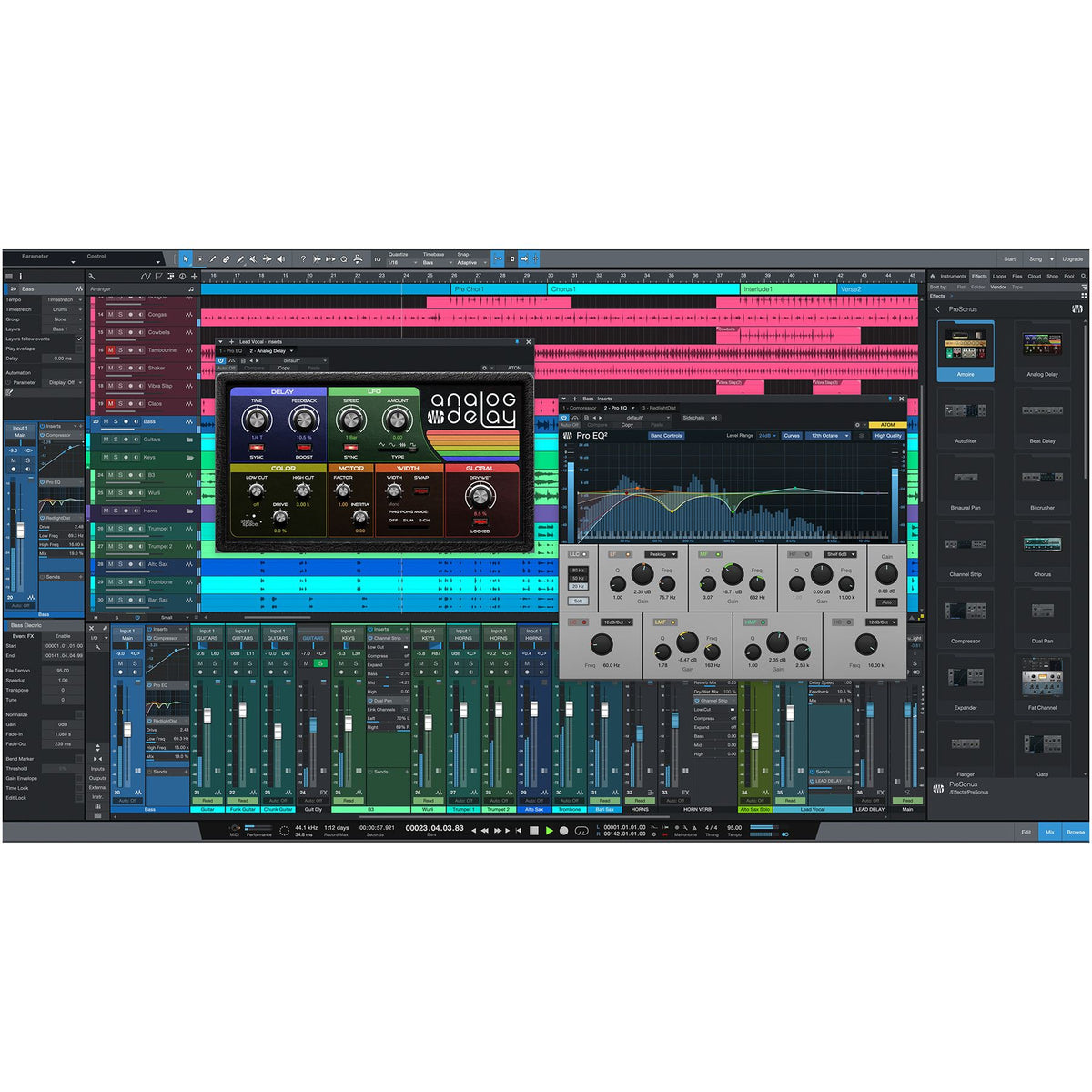 PreSonus Studio One 5 Artist Software - Digital Download