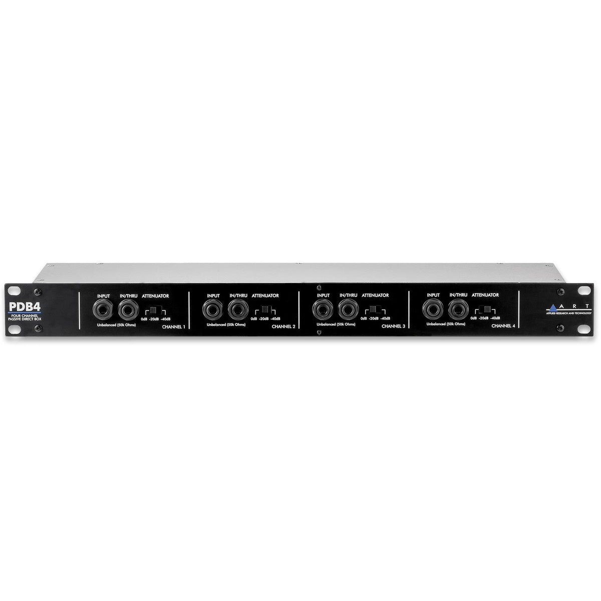 ART PDB4 4-Channel Passive Direct Box