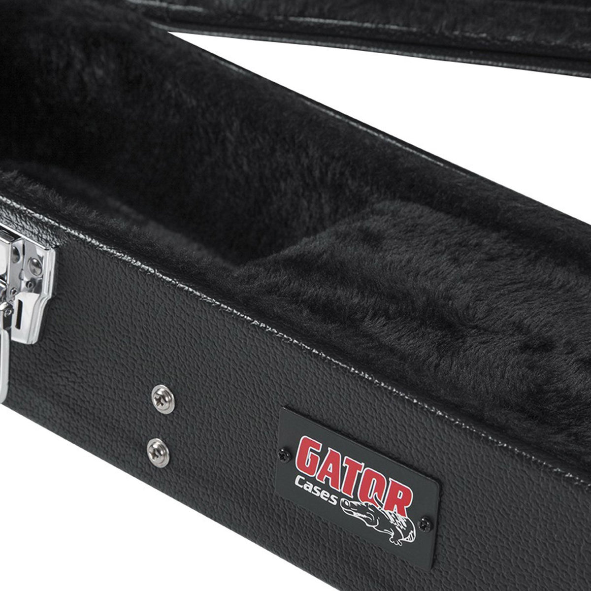 Gator Cases Wood Case for Gibson Les Paul Deluxe, Junior, Menace Guitars