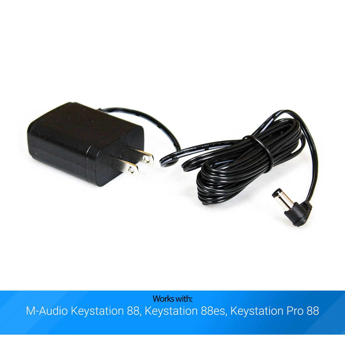 M-Audio Keystation 88 / Keystation 88es / Keystation Pro 88 Power Adapter