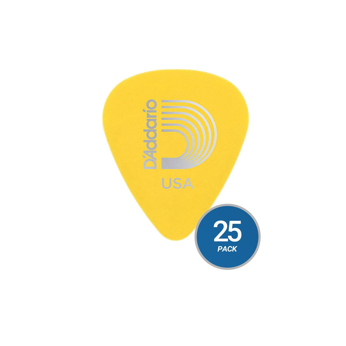 Planet Waves 1DYL3 Duralin Light/Medium Guitar Picks - 25-Pack