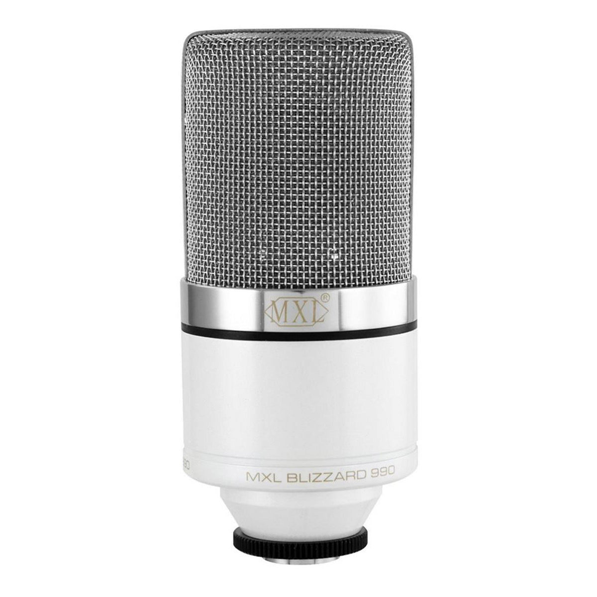 MXL 990 Blizzard Edition Studio Vocal Microphone