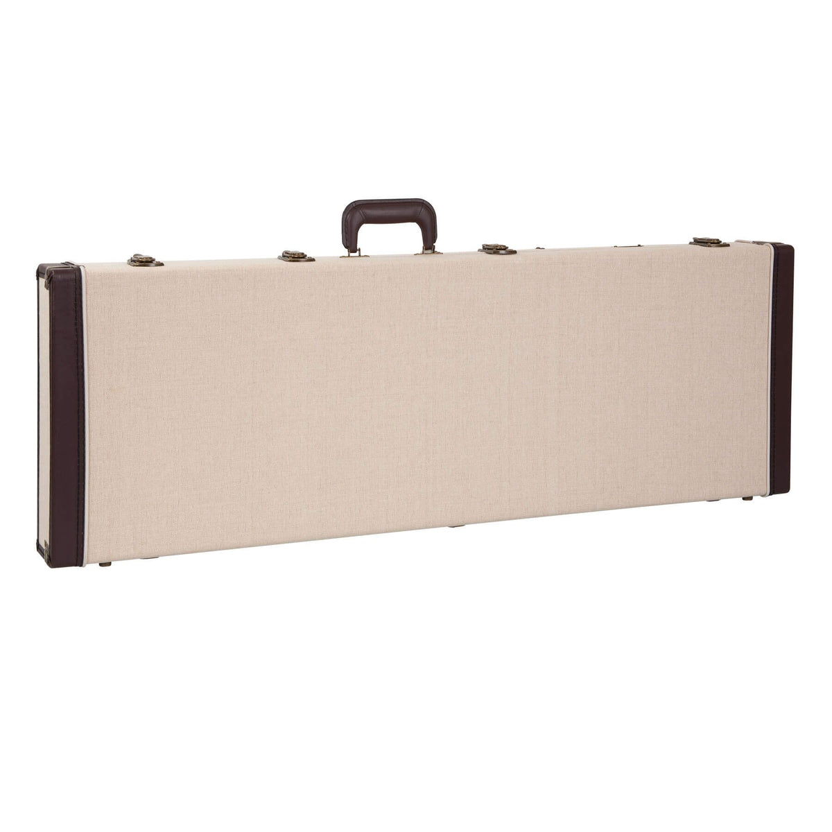 Gator Cases Journeyman Bass Guitar Case for Fender American Standard Jazz Bass, Jazz Bass V Electric Bass Guitars