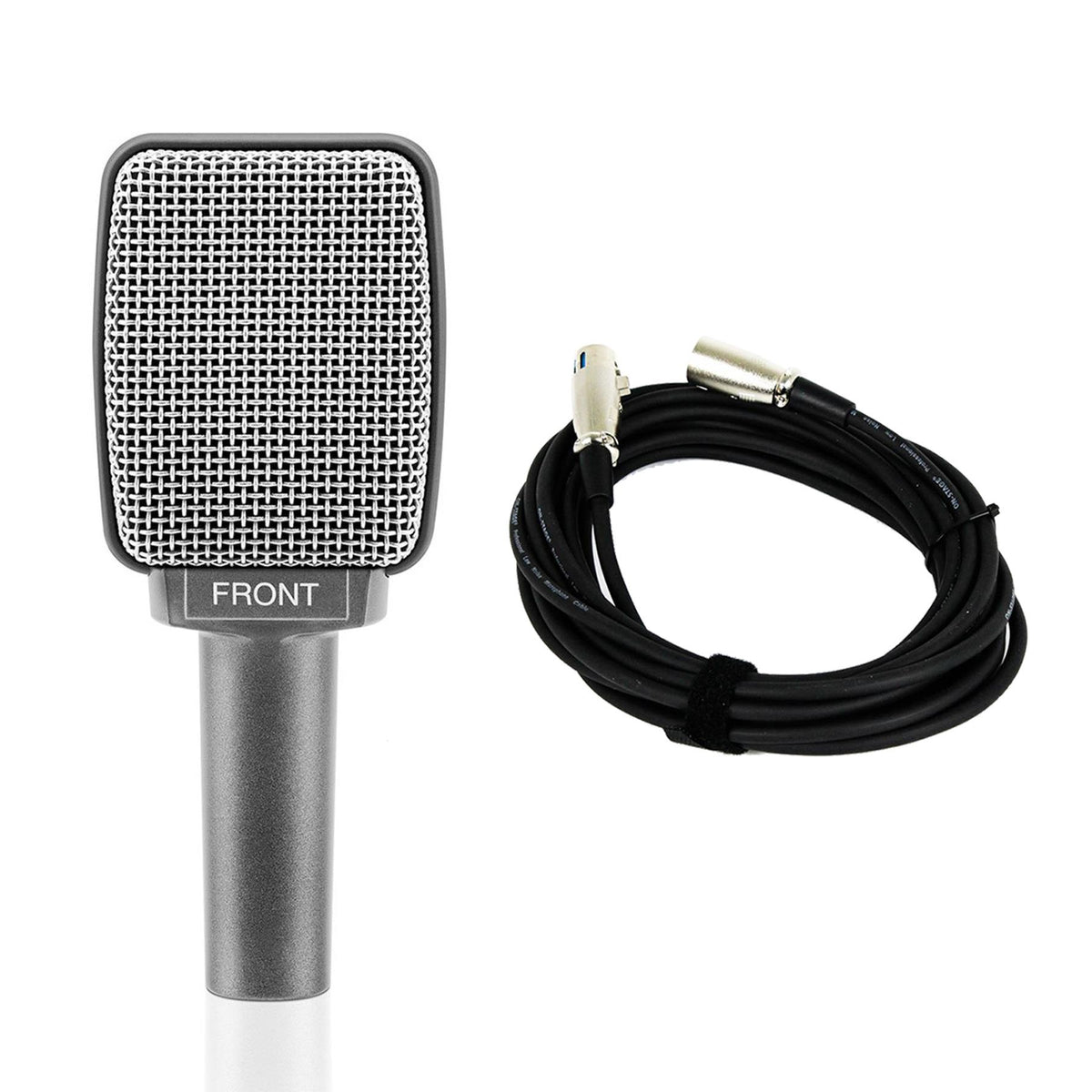 Sennheiser E609 Microphone Bundle with 20-foot XLR Cable