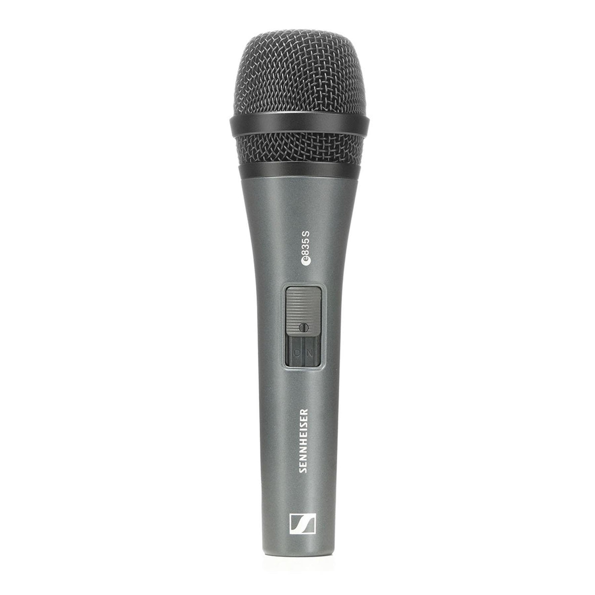 Sennheiser e835-S Dynamic Vocal Microphone with Switch