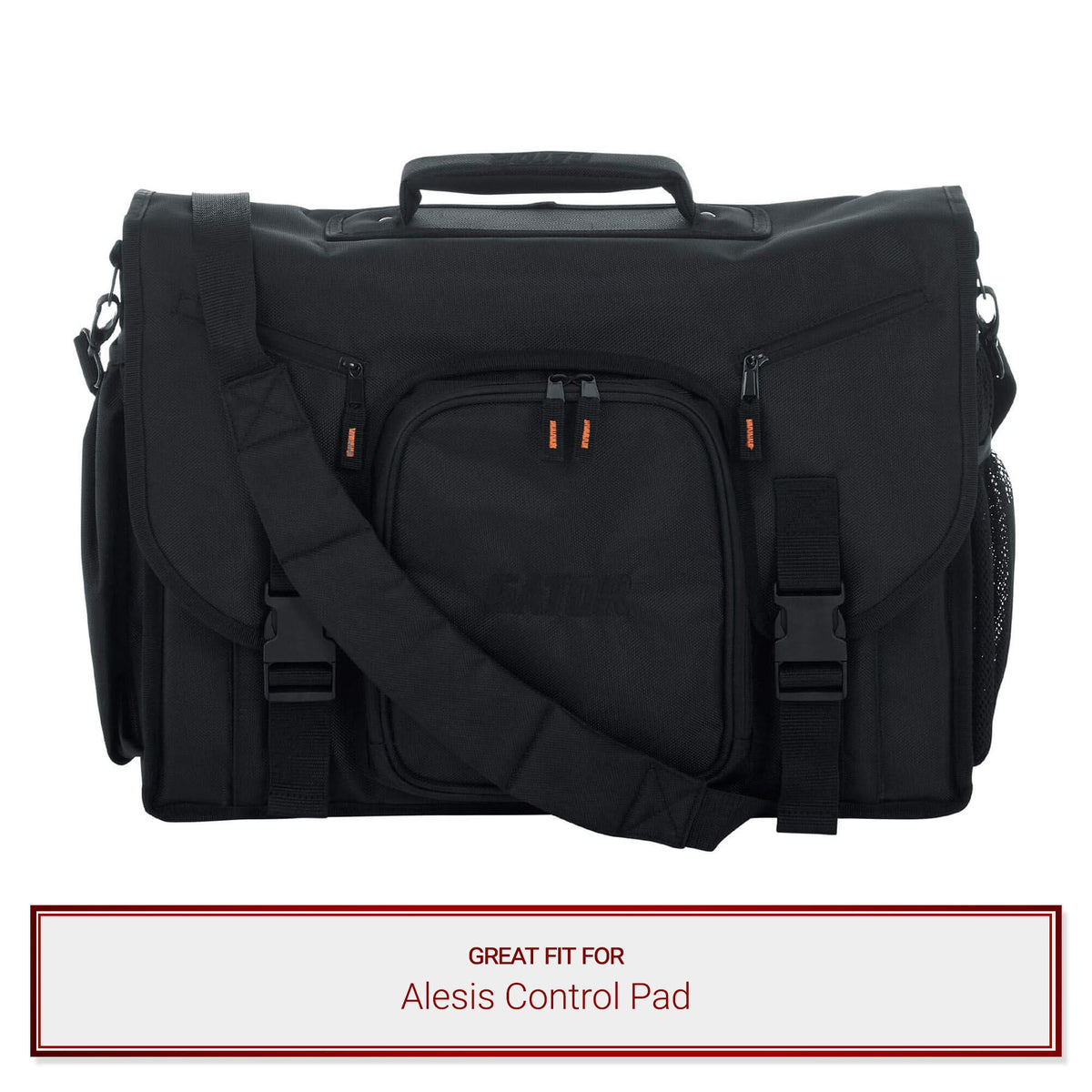 "Gator Cases 19"" Messenger Bag  for Alesis Control Pad"