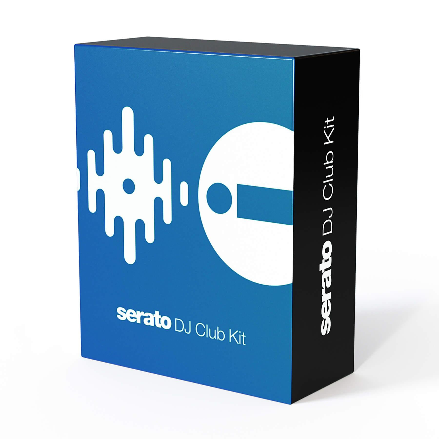 Serato DJ Club Kit (Digital Download)