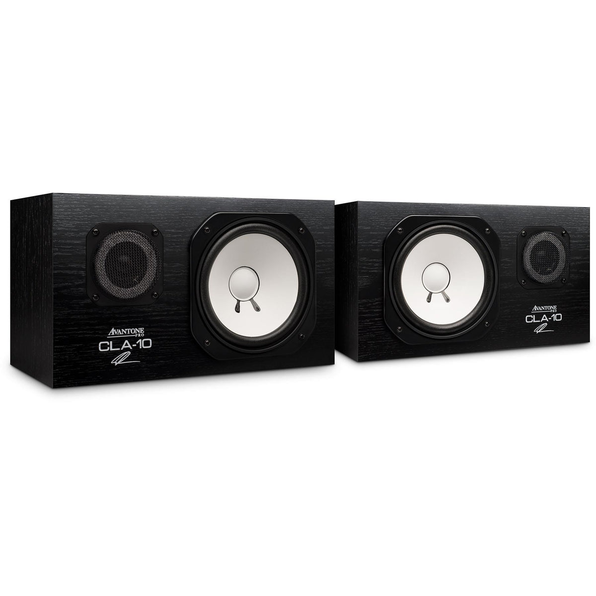 Avantone CLA-10 Passive Studio Monitor Pair Bundle with Monitor Pads