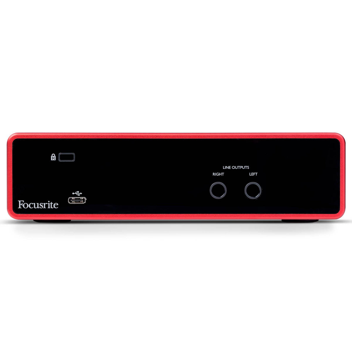Focusrite Scarlett 2i2 (3rd Gen) USB Audio Interface