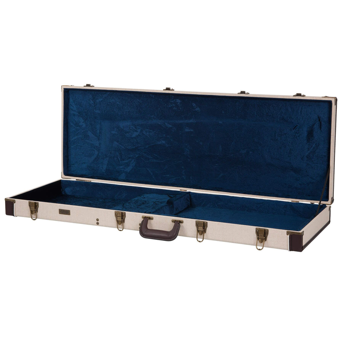 Gator Cases Journeyman Bass Guitar Case for Fender Victor Bailey Fretless Jazz Bass Electric Bass Guitars