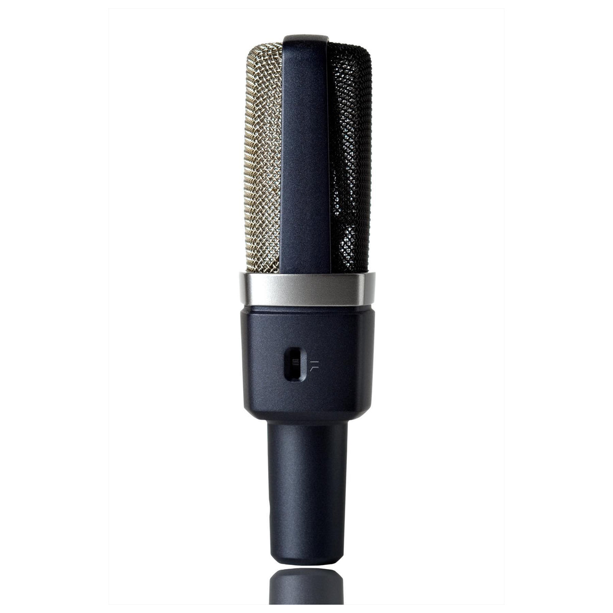 AKG C214 Microphone Bundle with 20-foot XLR Cable & Pop Filter