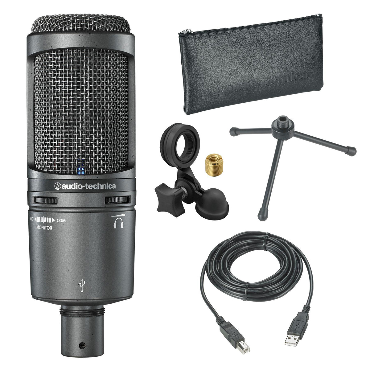 Audio-Technica AT2020USB+ USB Microphone