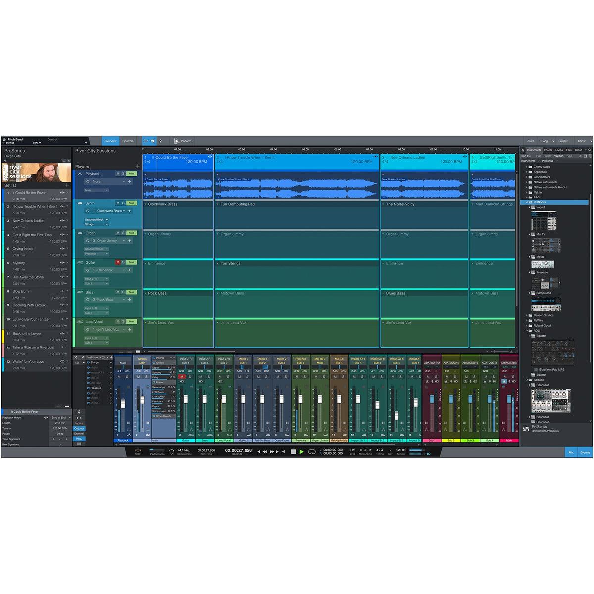 PreSonus Studio One 5 Professional Upgrade from Artist (any version) Software - Digital Download