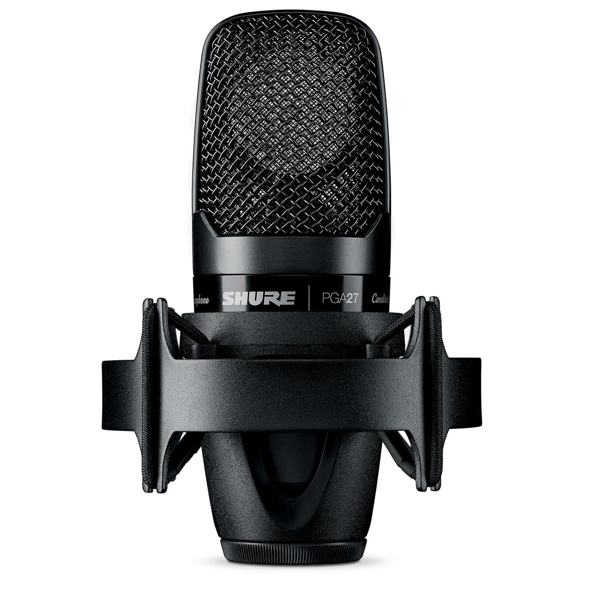 Shure PG Alta PGA27 Microphone with Shock Mount