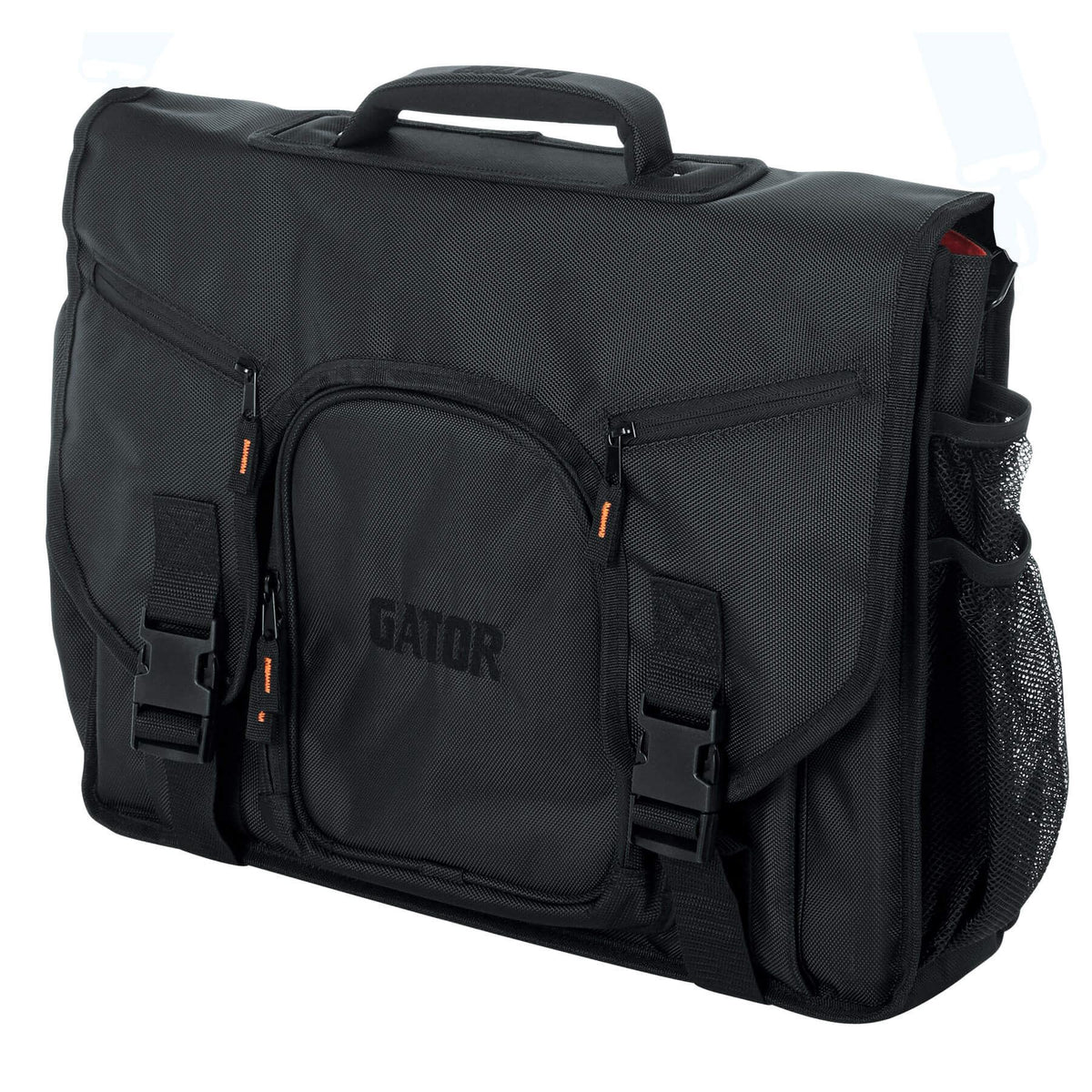 "Gator Cases 19"" Messenger Bag  for Line 6 FBV, POD HD300, M13 Stompbox"
