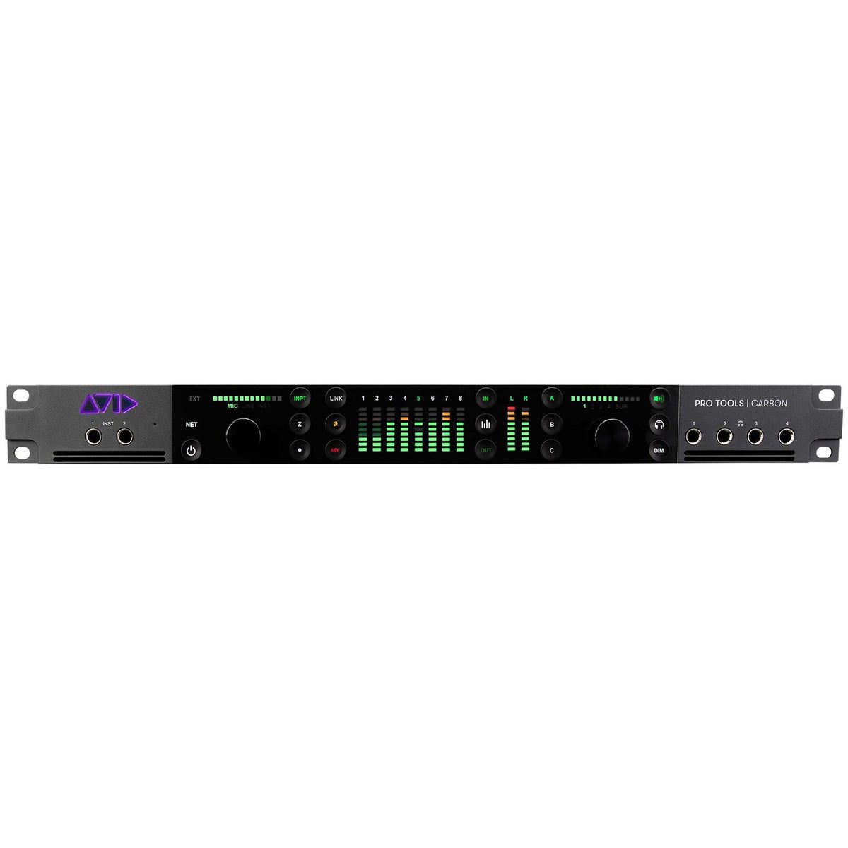 Avid Pro Tools Carbon Hybrid Audio Interface and Production System