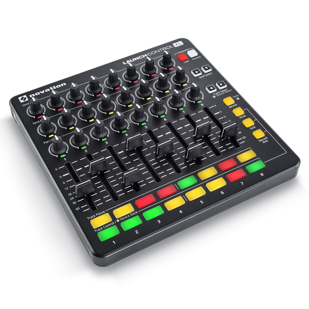 Novation Launch Control XL (Black) USB Controller