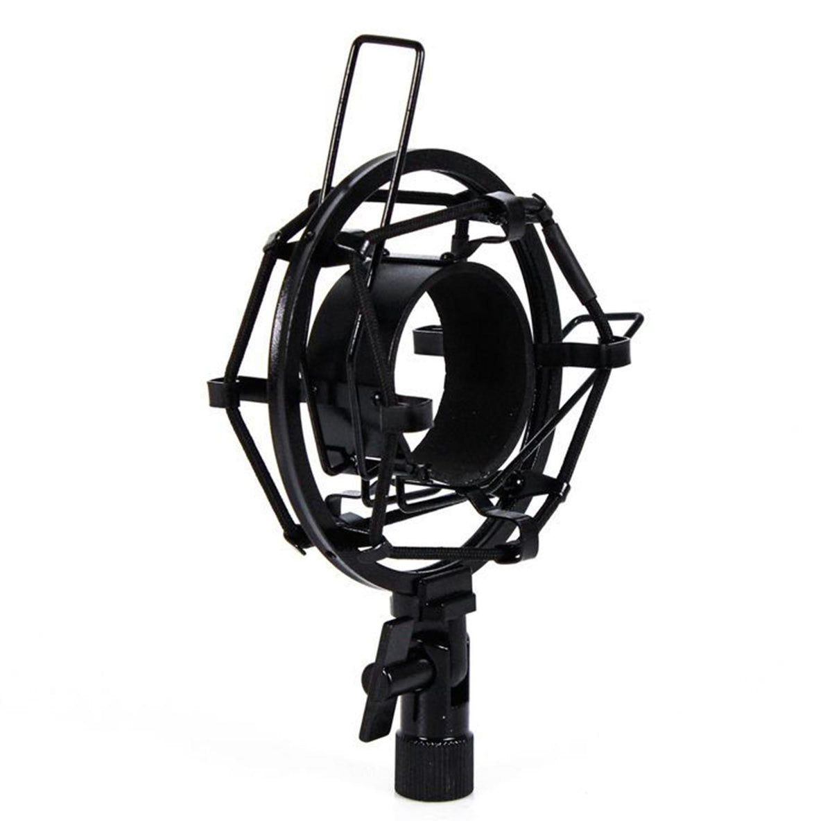 Black Shock Mount for Heil PR40 Microphone