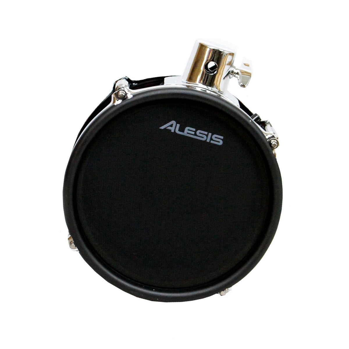 "Alesis 8"" Dual-Zone Mesh Drum Pad for Strike and Strike Pro Electronic Drum Kit"