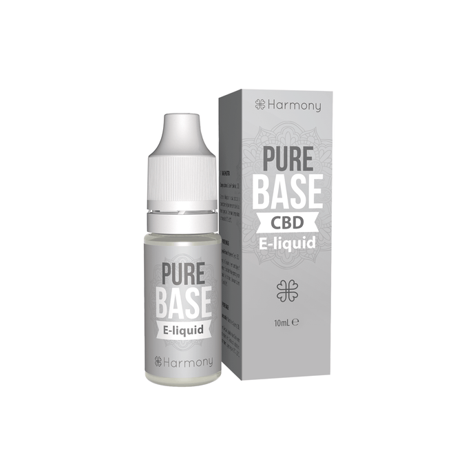 CBD E-Liquid 'Pure Base'-CBD E-Liquid-CBD online kaufen-CBD Shop Essen