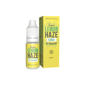 CBD E-Liquid 'Lemon Haze'-CBD E-Liquid-CBD Shop Essen-100mg-CBD Shop Essen