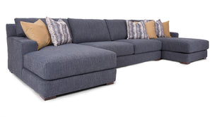 Decor Rest 2702 Sectional Sofa Suite | Uncle Albert's