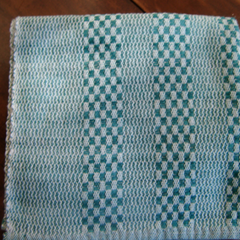 Loomlust Handwoven 100% Cotton Tea Towel