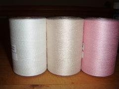 Mill End 10/2 Unmercerized Cotton (8oz / 227 g. tube)