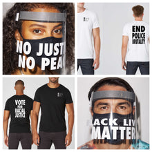 Load image into Gallery viewer, BLM Series - Protest Pack - Shield and Tee Shirt