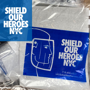 NEW Ultralight Disposable Shield
