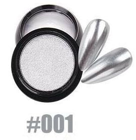 Chrome Powder - Solid Mirror Powder
