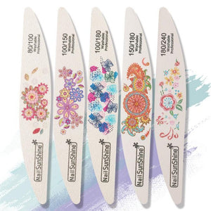 Nail File - NailSunShine Washable - ZJC02