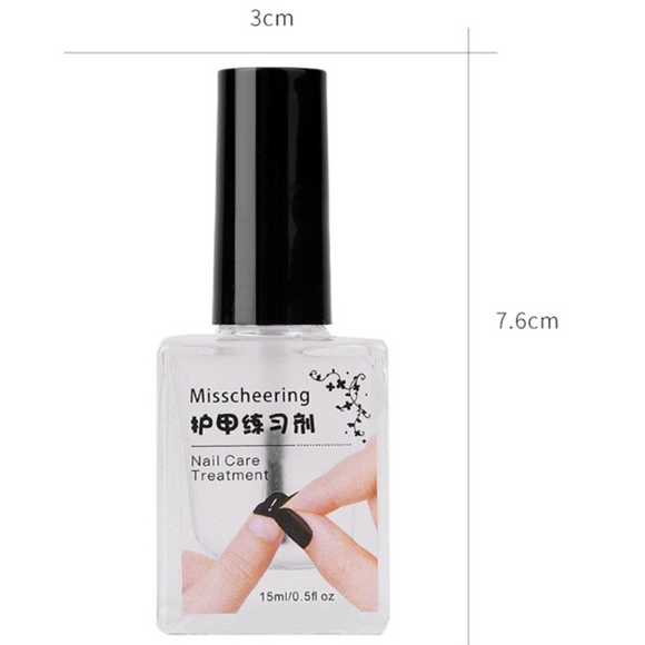 Practice Base Coat - Nail Care Treatment - 15ml