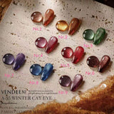 Vendeeni - UV Gel Polish - A-55 Winter Cat Eye