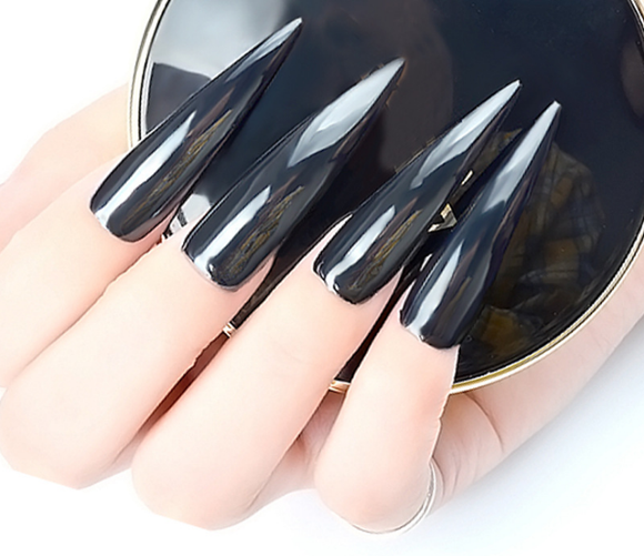 Chrome Powder - Mirror Black